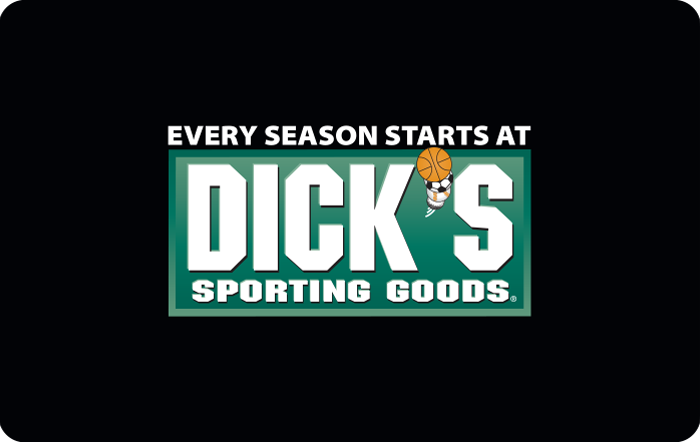 Dicks Sporting Goods eGift Card