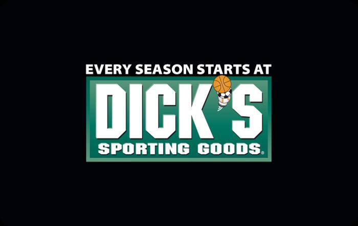 Dicks Sporting Goods eGift Card