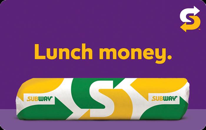 Subway® eGift Card