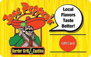 Jose Pepper's Marketplace eGift Card