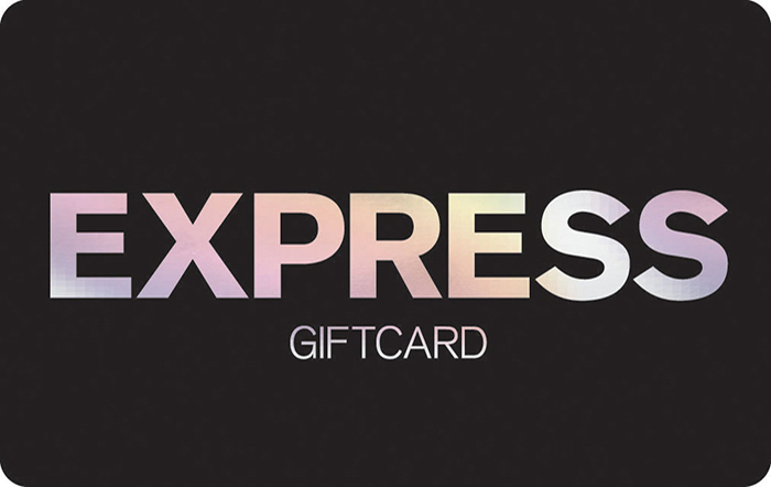 Express $50 Gift Card