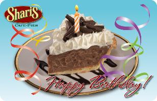 Shari's Cafe & Pies eGift Card