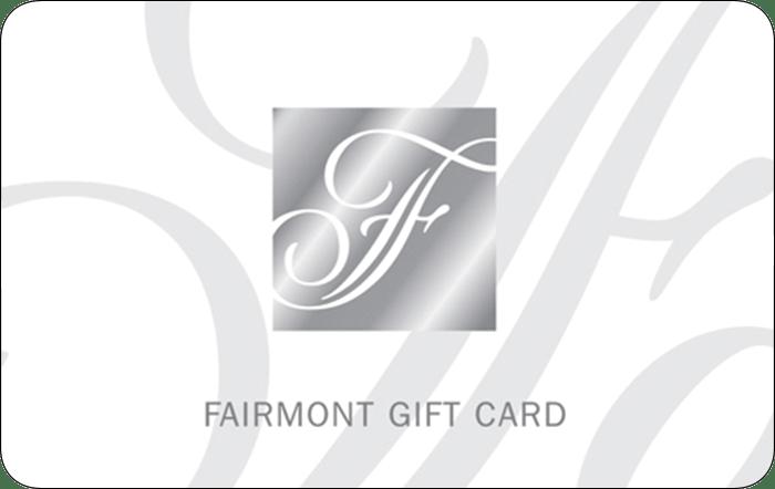 Promotion of PB FAIRMONT $25