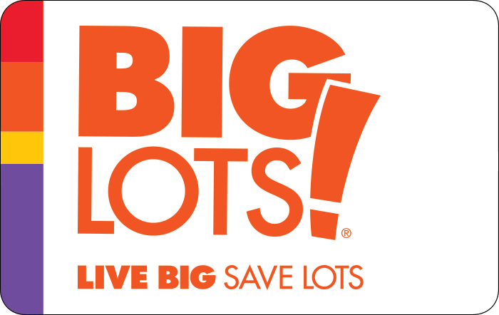 Big Lots! eGift Card
