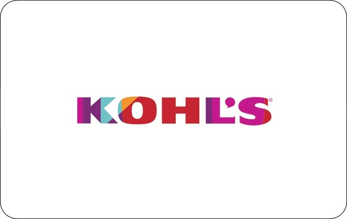 Promotion of Kohls eGift