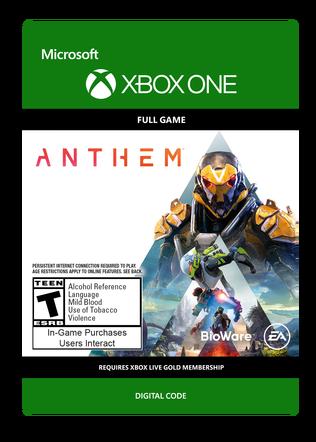 Anthem Full Game Download