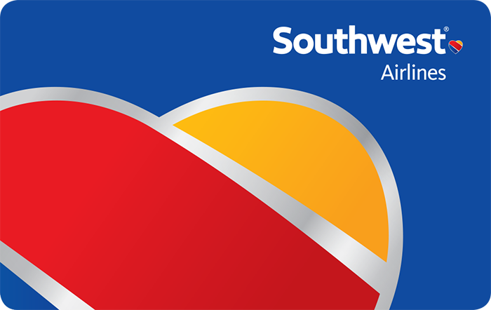 Southwest Airlines Gift Card