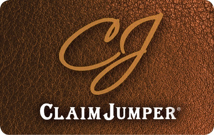 Claim Jumper eGift Card