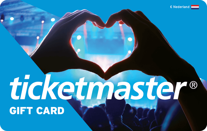 Ticketmaster digitale code