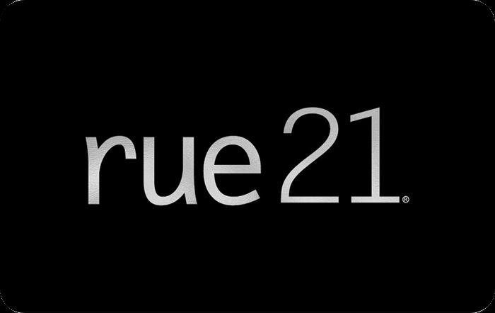 rue21 eGift