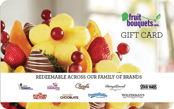 Fruit Bouquets eGift Card | GiftCardMall.com
