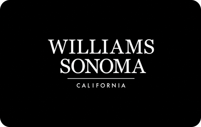 Williams Sonoma eGift