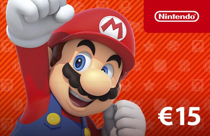 Nintendo eShop digitale codes