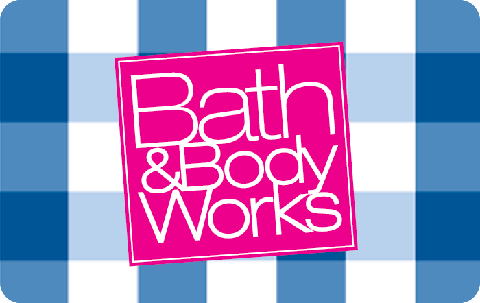 Bath and Body Works Gift Card