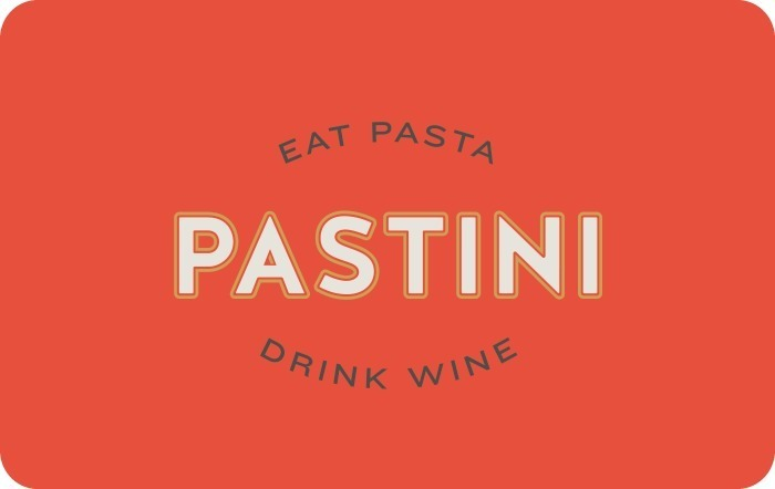 Pastini Pastaria eGift Card