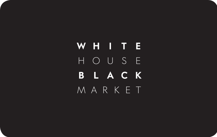 White House Black Market eGift Card