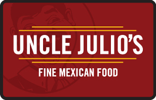Uncle Julios eGift Card