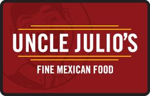 Uncle Julio's eGift