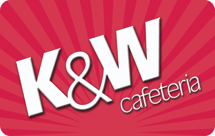 K&W Cafeterias Gift Card