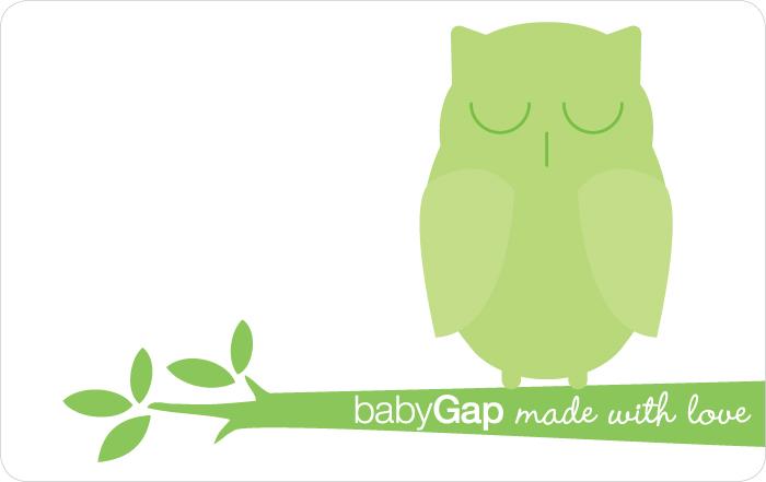 Baby Gap eGift Card