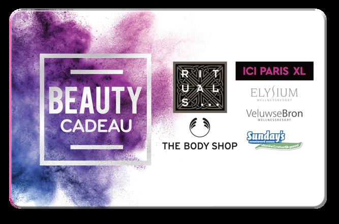 BeautyCadeau Gift Card