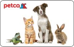 Petco Gift Card