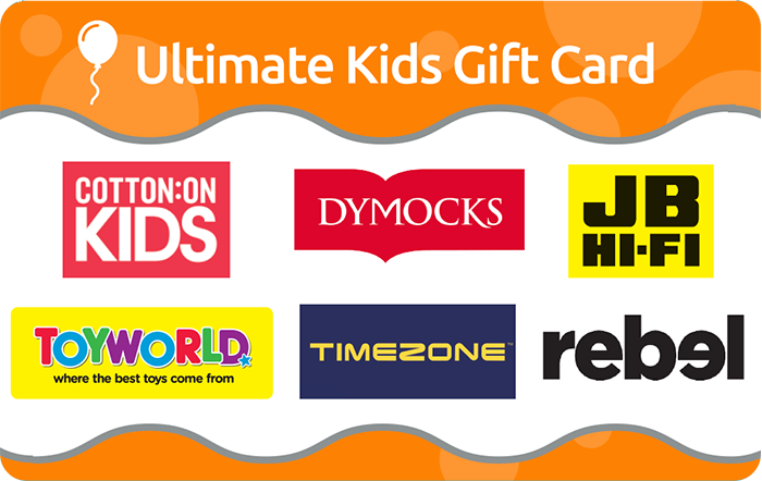 Ultimate Kids Gift Card