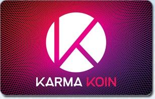 Karma Koin $25 eGift Card