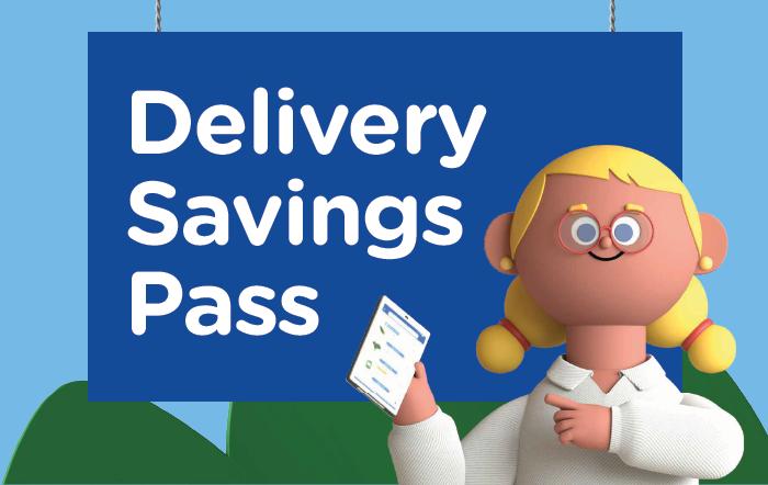 Kroger Delivery Saving Pass $79 eGift