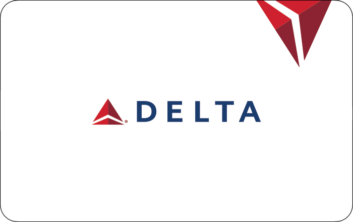 Delta Air Lines $250 Gift Card