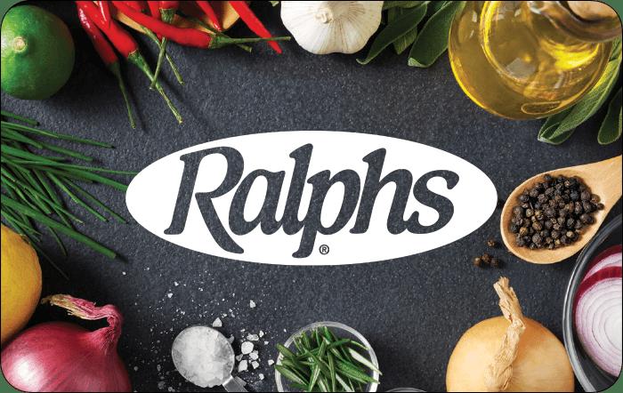 Kroger Ralphs Gift Card