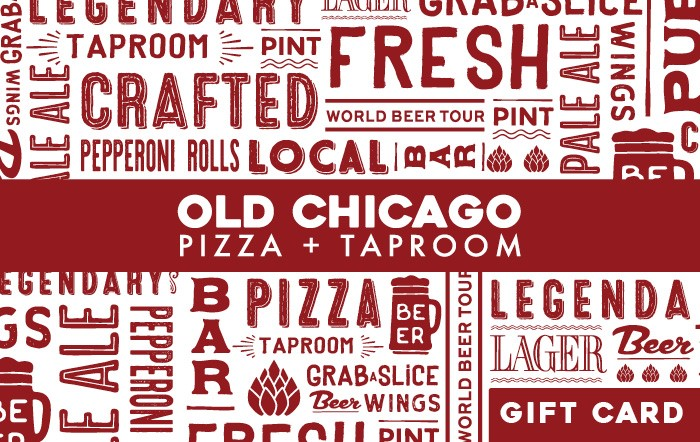 Old Chicago Pizza eGift Card