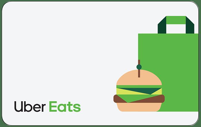 Uber Eats eGift