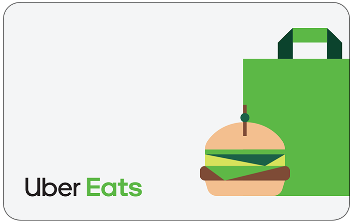 Uber Eats eGift