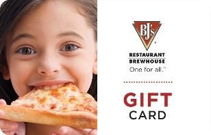 BJ's Pizza eGift Card