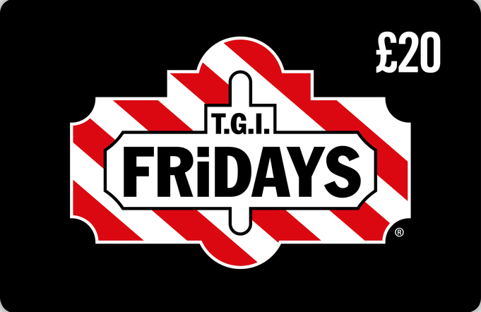 TGI Friday Gift Card