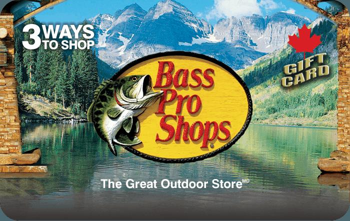 Bass Bro Shops Gift Card
