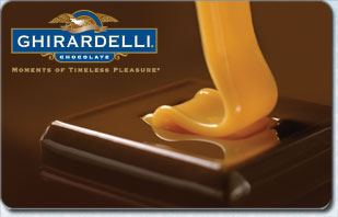 Ghirardelli Chocolate Company Caramel Pour eGift