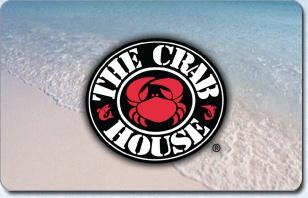 The Crab House eGift Card
