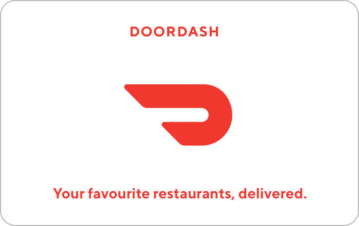DoorDash eGift Card