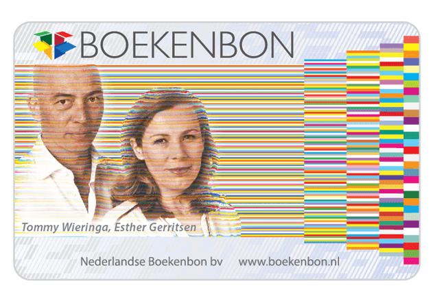 Boekenbon digitale code