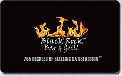 Black Rock Bar & Grill Gift Card