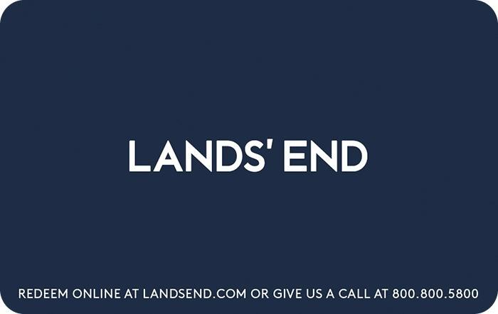 Land's End Text eGift