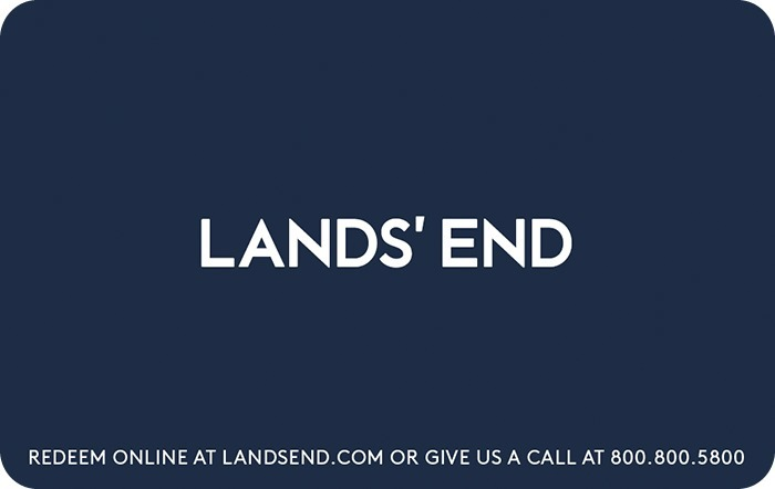 Land's End Text eGift