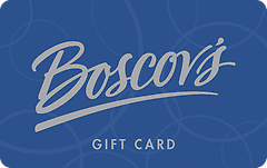 Boscov's Multi Stripe Gift Card