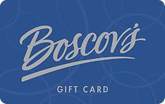 Boscov's Multi Stripe Gift Card