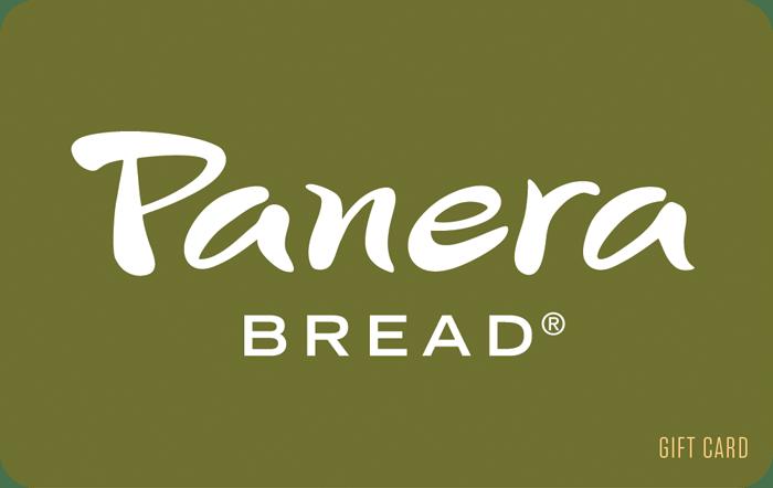 Panera Bread Gift Card
