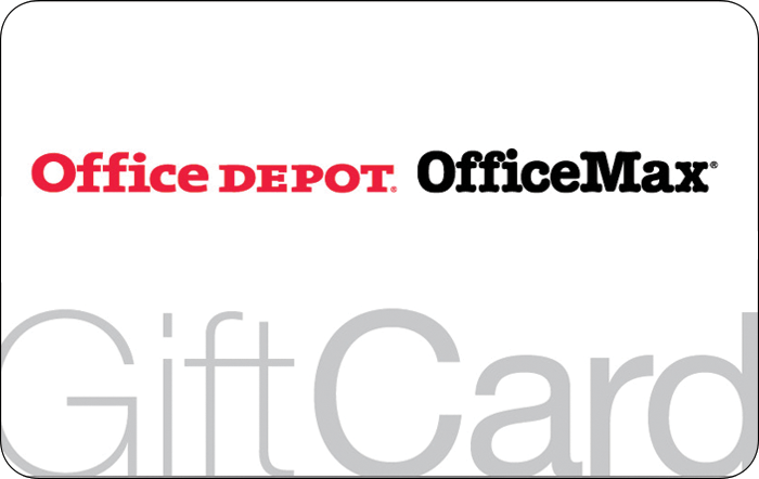 OfficeMax Office Depot eGift Card