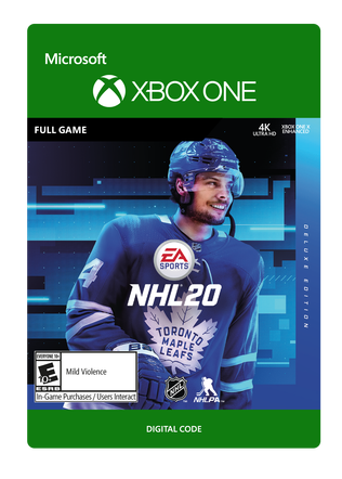 XBOX C2C NHL 20: DELUXE EDITION $69.99
