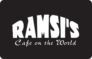 Ramsi's Cafe on the World eGift Card